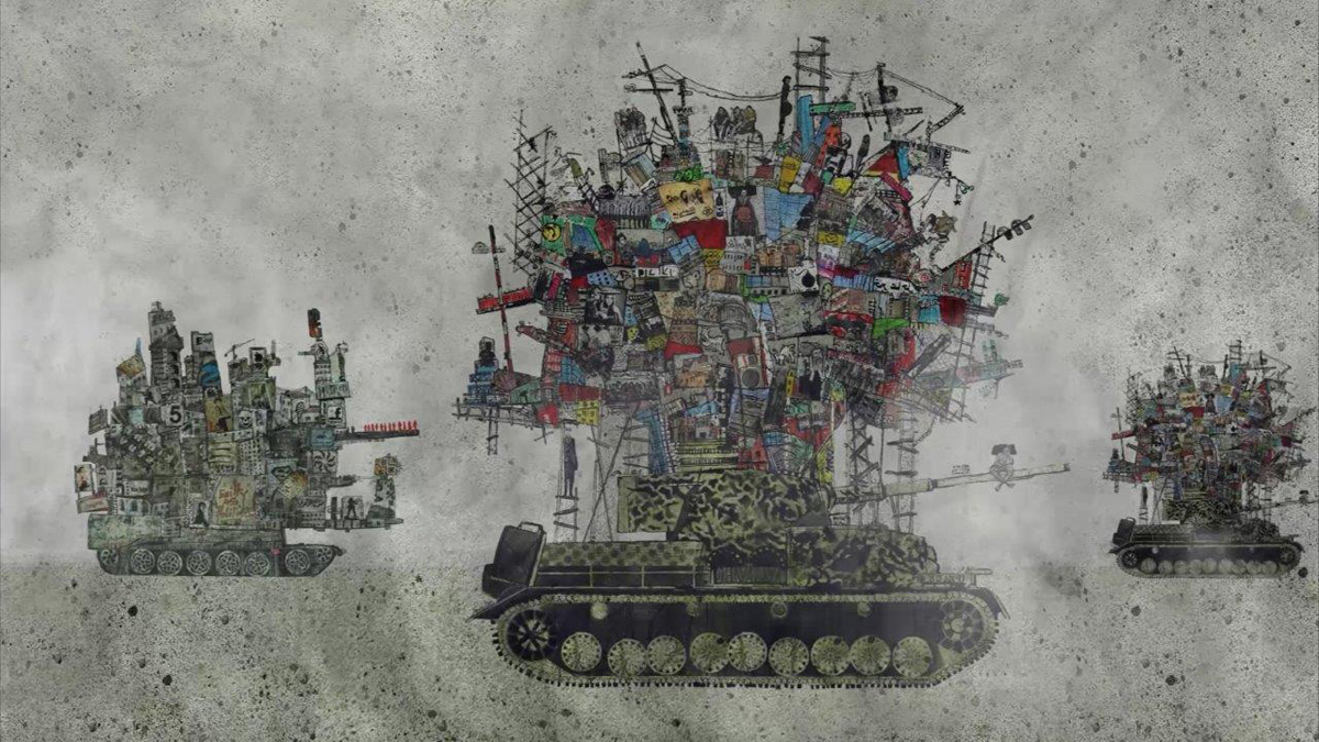 Still image of 'Chronicles of a Migrant' by Zena Assi